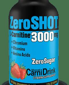 ZeroSHOT Stacker 2 L-Carnitine 60 ML / 3000 Mg'ın Ürün Fotoğrafı
