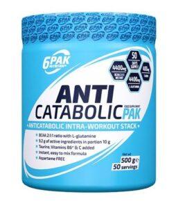 6Pak Anti Catabolic Pak Ürün Fotoğrafı