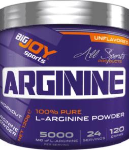 Big Joy 100 % Pure L-Arginine Powder 120 Gr Ürün Fotoğrafı