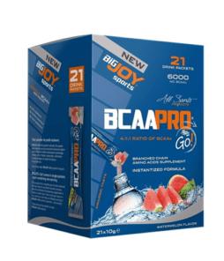 Big Joy Bcaa Pro Go! 21 Drink Packets Ürün Fotoğrafı