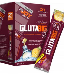 BigJoy Glutabig Go 21 Drink Packets'in Ürün Fotoğrafı