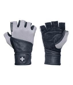 Harbinger Classic Wristwrap Glove Gri'nin Ürün Fotoğrafı