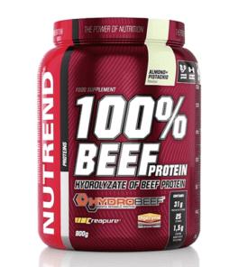 Nutrend Beef Protein 900 gr Ürün Fotoğrafı