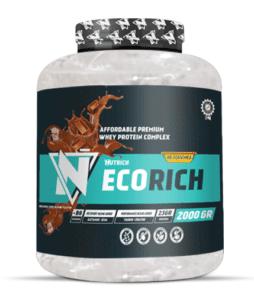 Nutrich Ecorich Whey Protein Complex 2000 Gram Ürün Fotoğrafı