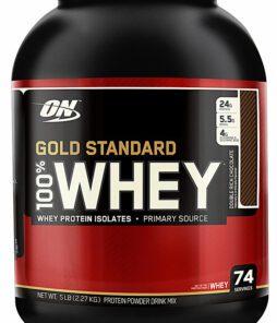 Optimum Gold Standard Whey Protein Tozu 2273 Gram'ın Ürün Fotoğrafı