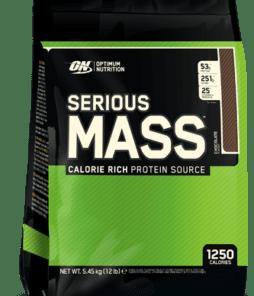 Optimum Nutrition Serious MAss 5455 gram Ürün Fotoğrafı
