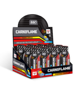 SSN Carniflame 3000 mg 12 Ampul Ürün Fotoğrafı