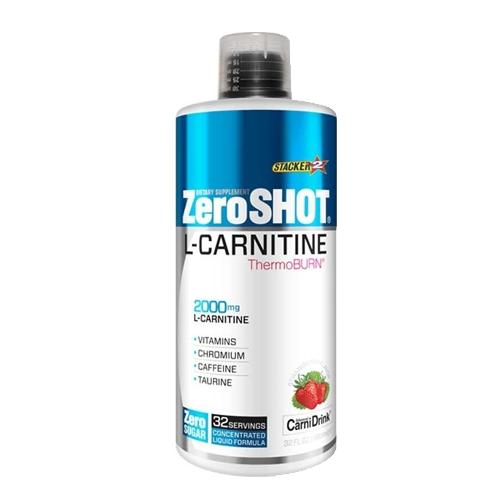 ZeroSHOT L-Carnitine Thermo Burn 960 ML'nin Ürün Fotoğrafı