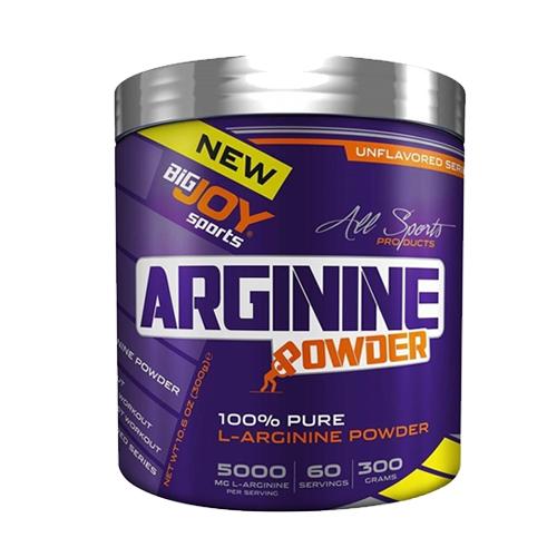 Big Joy 100 % Pure L-Arginine Powder 300 Gr Ürün Fotoğrafı