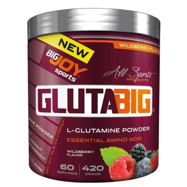 Big joy Sports Glutabig Powder 420 Gr Ürün Fotoğrafı