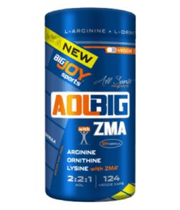 Big Joy AOL Big ZMA 124 Kapsül Ürün Fotoğrafı