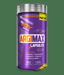 Big Joy Argimax 120 Kapsül Ürün Fotoğrafı