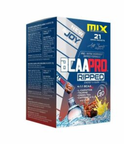 Big Joy Bcaa Pro Ripped Go! 21 Drink Packets Ürün Fotoğrafı