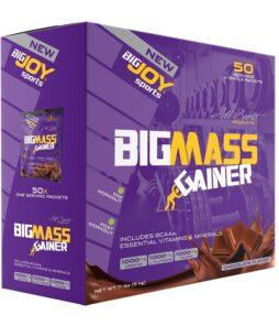 Big Joy Big Mass 5000 Gr 50 Sachet Ürün Fotoğrafı