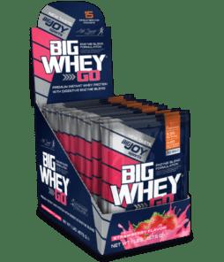 Big Joy Big Whey Go Protein 15 Sachet Ürün Fotoğrafı