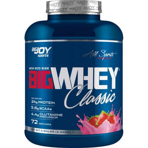 BigJoy Big Whey Protein Classic 2240 Gram'ın Ürün fotoğrafı