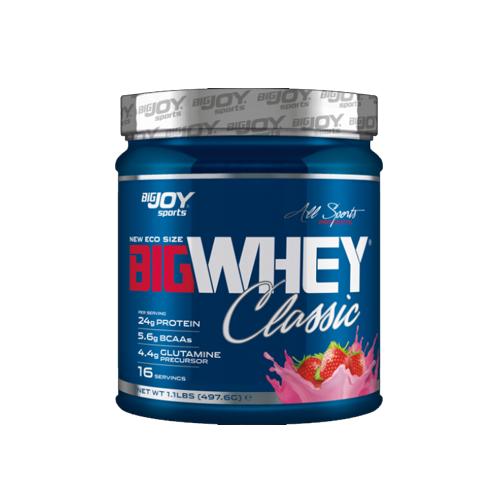 Big Joy Big Whey Classic Whey Protein 497,6 Gr Ürün Fotoğrafı