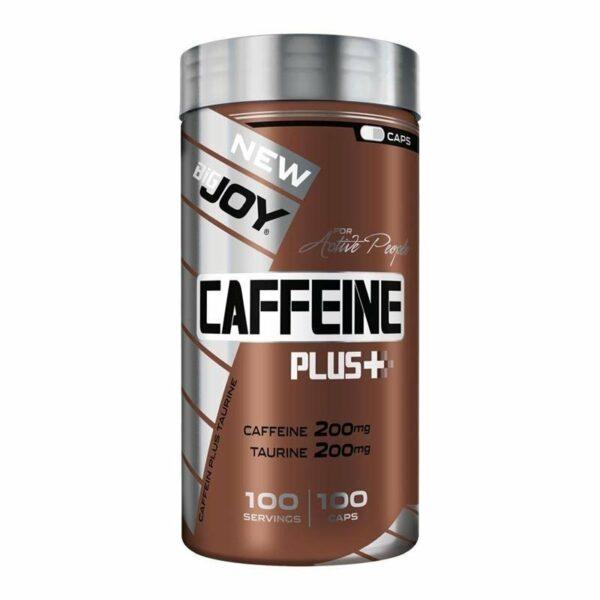 Big Joy Caffeine Plus+ 100 Kapsül Ürün Fotoğrafı