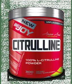 Big joy Sports Citrulline Powder 300 Gr Ürün Fotoğrafı