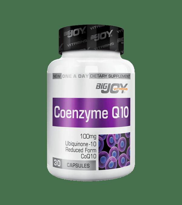 Big Joy Coenzyme Q10 30 Kapsül Ürün Fotoğrafı