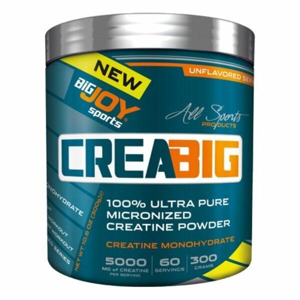 Big Joy Crea Big Micronized Creatine 300 gr Ürün Fotoğrafı