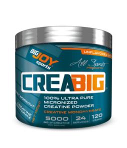 Big Joy Crea Big Micronized Creatine 120 gr Ürün Fotoğrafı