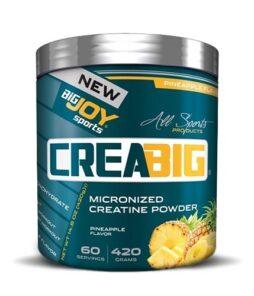 Big Joy CreaBig Micronized Creatine 420 Gr Ürün Fotoğrafı