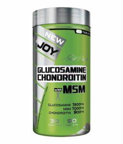 Big Joy Glucosamine Condroitin MSM 90 Tablet Ürün Fotoğrafı