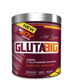 Big Joy Gluta Big % 100 Glutamine Powder 300 Gram Ürün Fotoğrafı