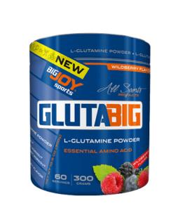 Big Joy Gluta Big %100 Glutamine 300 Gr Ürün Fotoğrafı