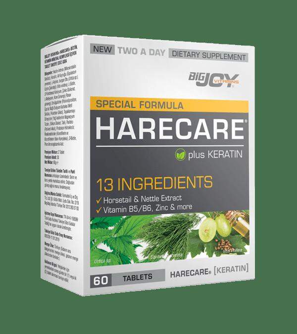 Big Joy Harecare 60 Tablet Ürün Fotoğrafı