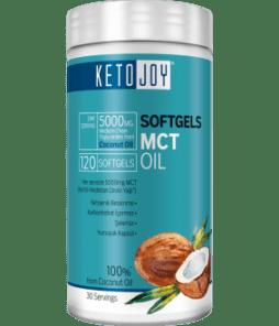 Big Joy Ketojoy MCT Oil 120 Softgel Ürün Fotoğrafı