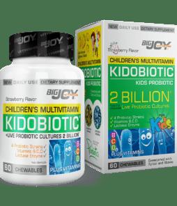 Big Joy Kidobiotic 60 Çiğneme Tableti Ürün Fotoğrafı