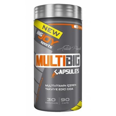 Big Joy Sports Multibig Vitamin Mineral Ürün Fotoğrafı