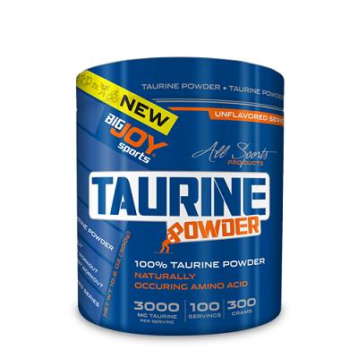 Big Joy Taurine Powder 300 Gram Ürün Fotoğrafı