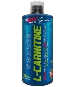 Big joy Sports L-Carnitine Likit 1000 ml 2000 mg Ürün Fotoğrafı