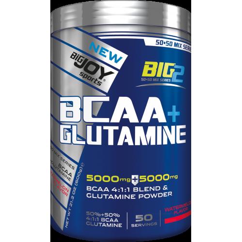 Big Joy BIG2 Bcaa + Glutamine 600 Gr Ürün Fotoğrafı