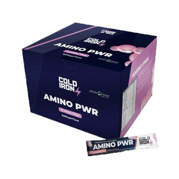Cold Iron Amino PWR 80 Sachet Ürün Fotoğrafı