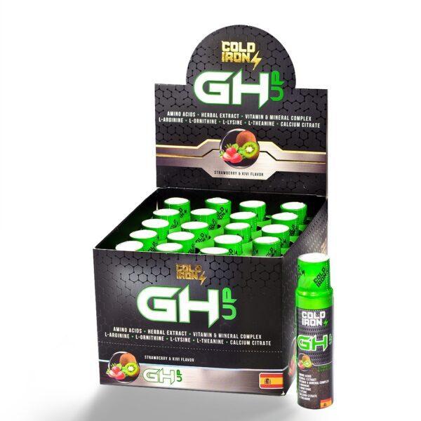 Cold İron GH UP 20 Ampül Ürün Fotoğrafı