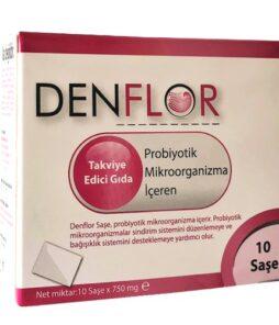 Denflor Probiyotik 10 Saşe Ürün Fotoğrafı