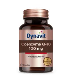 Dynavit Coenzyme Q10 30 Kapsül / 100 Mg'ın Ürün Fotoğrafı