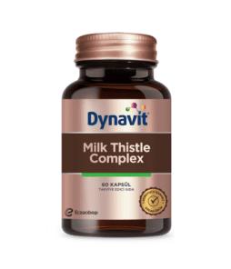 Dynavit Milk Thistle 60 Kapsül Ürün Fotoğrafı