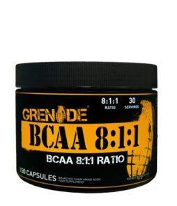 Grenade BCAA 8:1:1 150 Kapsül'ün Ürün Fotoğrafı