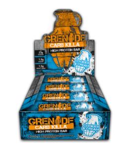 Grenade Carb Killa Protein Bar 60 gr 12 Adet Ürün Fotoğrafı