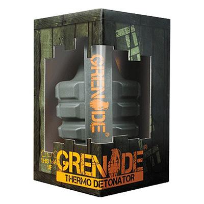 Grenade Thermo Detonator 100 Kapsül Ürün Fotoğrafı