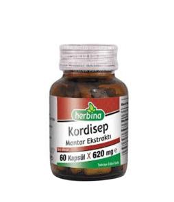 Herbina Kordisep Mantarı Ekstratı 60 Kapsül Ürün Fotoğrafı