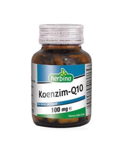 Herbina Koenzim-Q10 60 Kapsül Ürün Fotoğrafı