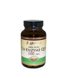 Lifetime Q-Co-Enzyme Q10 100 mg 30 Softgels Ürün Fotoğrafı