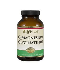 Lifetime Magnesium Glycinate 400 Mg 90 Tablet Ürün Fotoğrafı