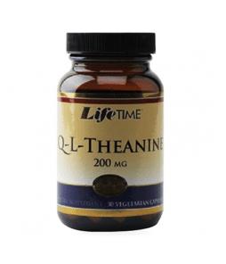 Lifetime L-Theanine 200 Mg 30 Kapsül Ürün Fotoğrafı